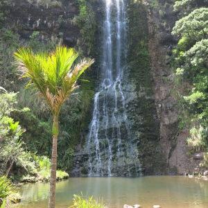 Karekare  Waterfalls