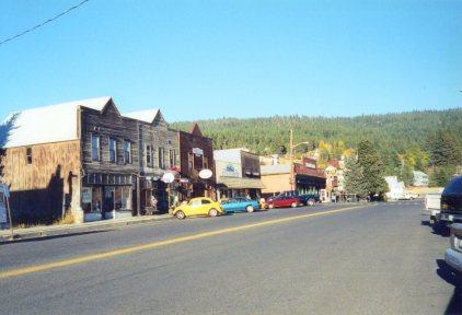 Cicely's Main Street