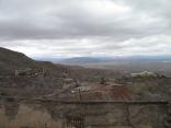 Open pit mine
