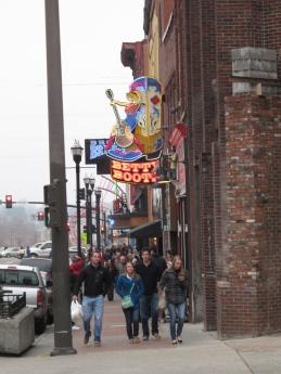 Nashville, Jan 21