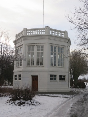 Hljómskálinn Pavilion