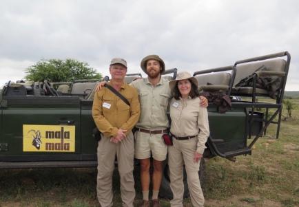 With Ranger Tim