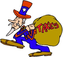 UNCLE SAM & TAXES